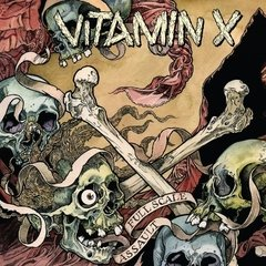 VITAMIN X - FULL SCALE ASSAULT