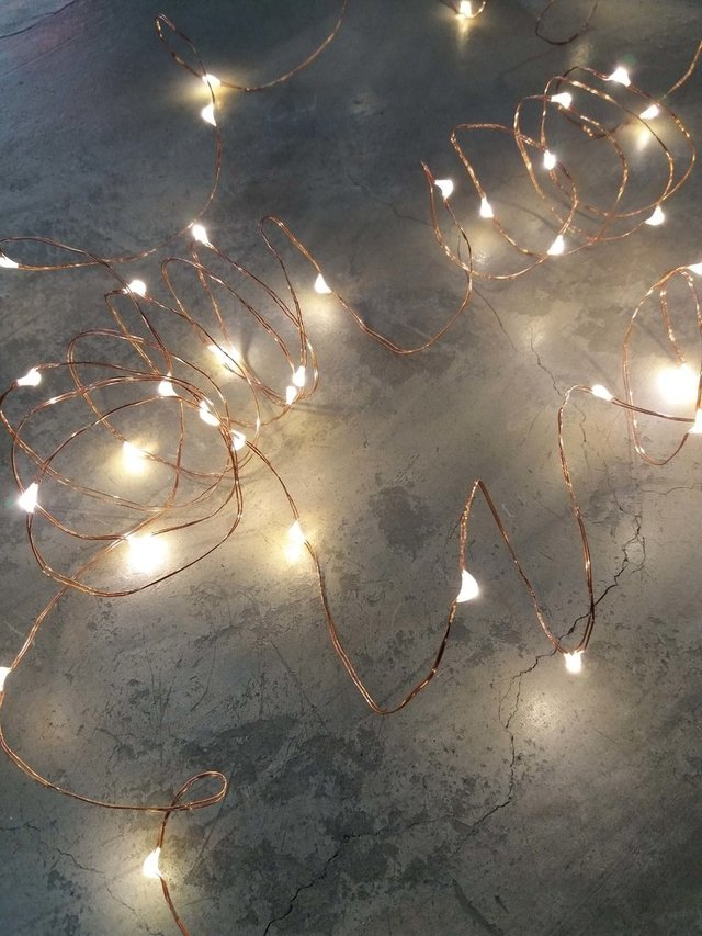 String light cobre 5 metros na internet