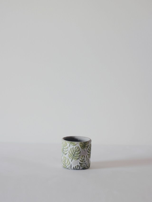 Vaso Mini Monstera - comprar online