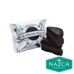 Rincon Vegano Alfajor Vegano De Black Chocolate 50 Gr
