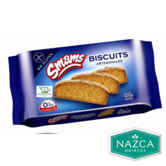 Smams Biscuits Sin Tacc X 120 Gr