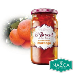 El Brocal Mermeladas X 420 Gr naranja