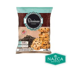 Galletitas Chips De Chocolate Sin Tacc Doninas X 200 Gr