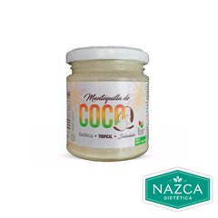 MANTEQUILLA DE COCO BYOURFOOD X 185GR.