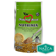 Natural Seed Nutrimix 250 Grs