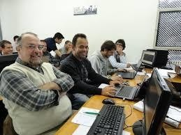 Curso DataGeosis na internet
