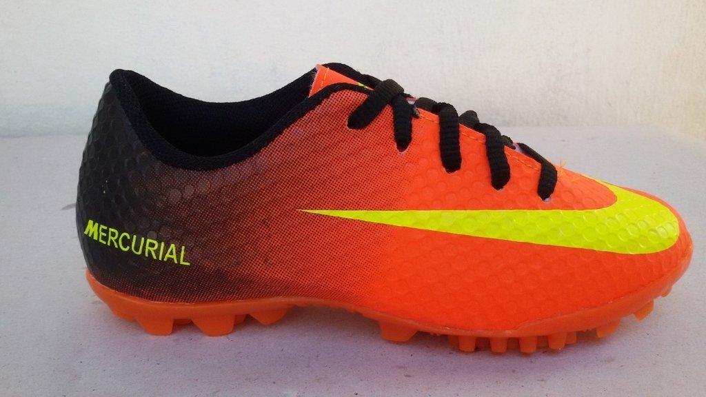 e2f5af5aad5f8 Chuteira Society Infantil Nike Mercurial - Victory 5