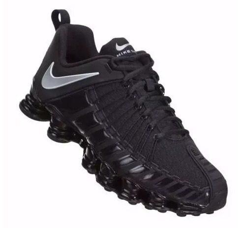 ba72f935bc5 Tenis Nike Shox Novo Tlx 12 Molas