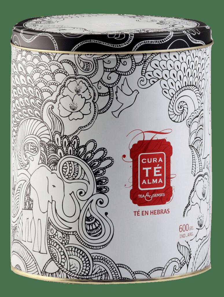 Máxima (Nobleza). Con té rojo, combina la elegancia con la fuerza.