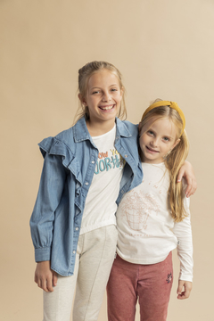 Camisa EVELYN - Milkids | Shop Online
