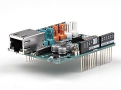 Arduino ETHERNET SHIELD 2 en internet