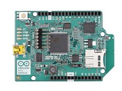 Arduino WIFI SHIELD en internet