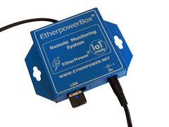 EtherpowerBox - Modelo TH2-WiFi Temperatura y Humedad por WLAN - buy online
