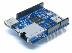 PHPoC Shield for Arduino en internet