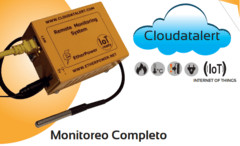 Incluye Monitoreo Full en AWS Amazon Web Services