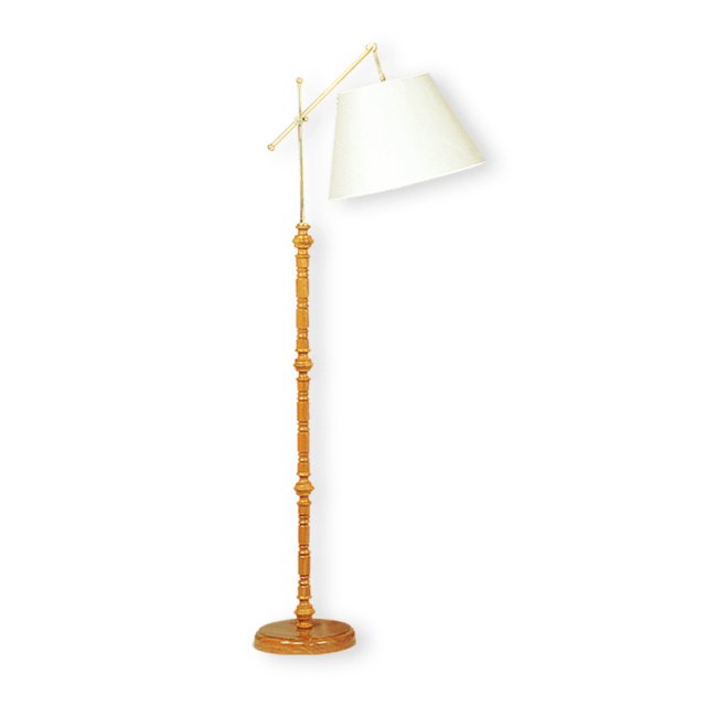 Buy online shopping for wood lamps pendants lights table lamps floor lamp wood with white screen and golden details aloadofball Images