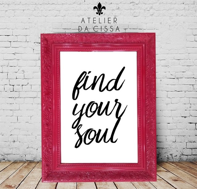 -- Find Your Soul -- A partir de na internet