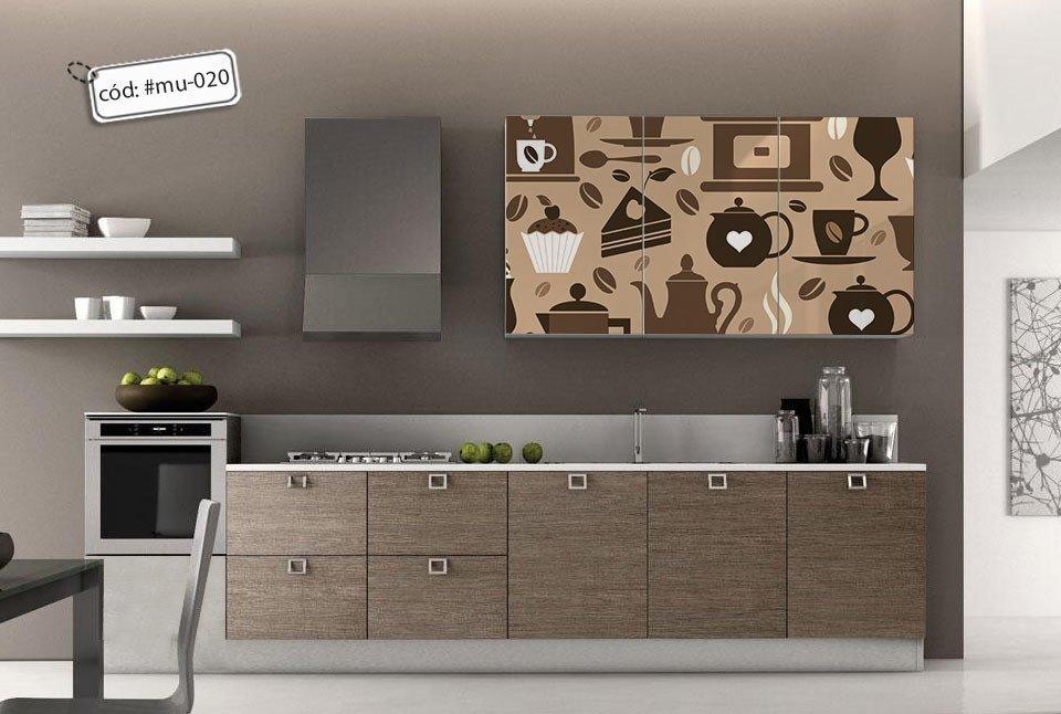 Vinilo para Mueble/Alacena - #mu-020 - Diseño cocina