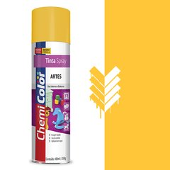 Spray Chemicolor Artes - AMARELO CLARO - 400ml