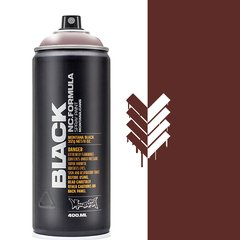 Spray Montana Black - BLK 1070 Pecan Nut - 400ml