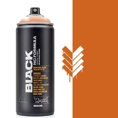 Spray Montana Black - BLK 2070 Clockwork Orange - 400ml