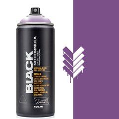 Spray Montana Black - BLK 4020 Monster - 400ml