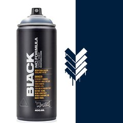 Spray Montana Black - BLK 5092 Dark Indigo - 400ml