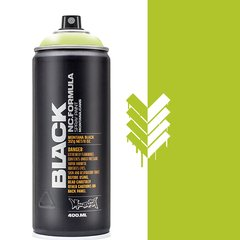 Spray Montana Black - BLK 6010 Slimer - 400ml