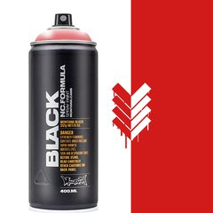 Spray Montana Black - BLK P 3000 Power Red - 400ml
