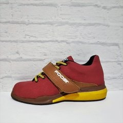 LIFTER - CANVAS RED