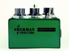 Green Ray - Overdrive - Sherman Efectos