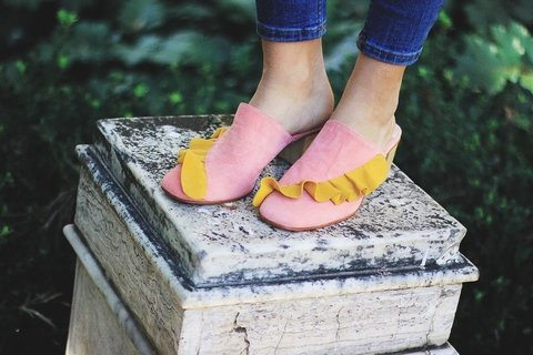 Rummy · Rosa - LOMM Shoes