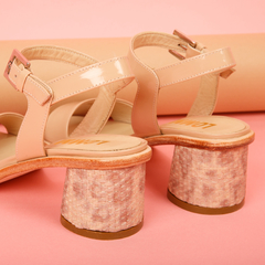 SIRENA | NUDE - LOMM Shoes - Zapatos Exclusivos 100% Cuero