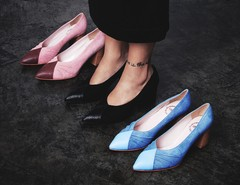 Penny · Celeste - LOMM Shoes