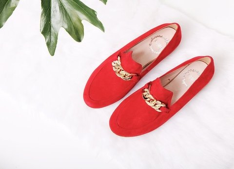 Lane · Rojo - LOMM Shoes