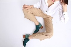 Alexa · Verde - LOMM Shoes