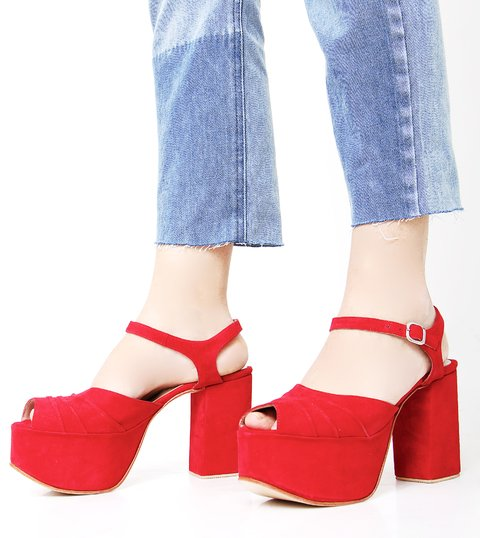 Astromelia · Rojo - LOMM Shoes