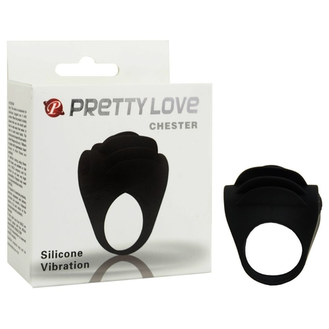 PRETTY LOVE CHESTER ANEL VIBRADOR – CÓD 5993