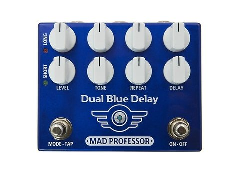 Pedal Mad Professor Dual Blue Delay en internet