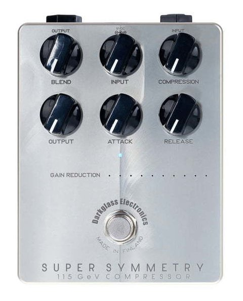 Pedal Darkglass Super Symmetry Bass Compressor (DISCONTINUADO)