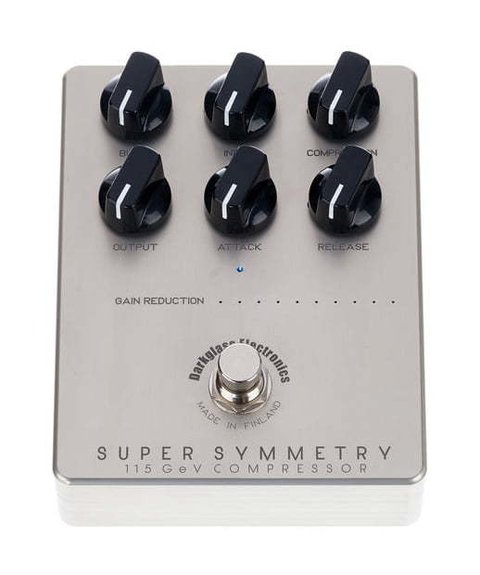 Pedal Darkglass Super Symmetry Bass Compressor - comprar online