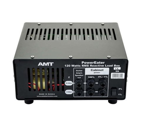 AMT Load Box PE120 Power Eater - Kairon Music Srl