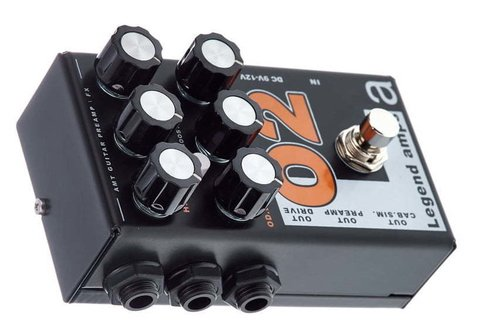 Pedal AMT O2 Legend Amps II Orange Emulates en internet