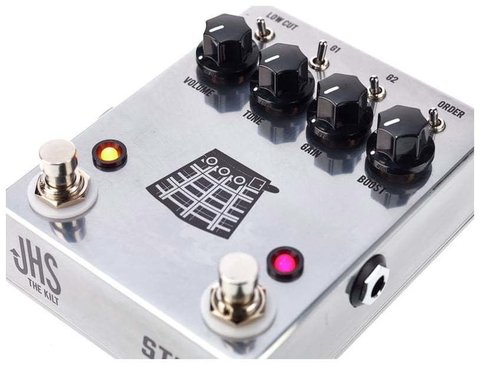 Pedal JHS The Kilt 2 In 1 Drive Boost - Kairon Music Srl