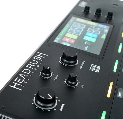 Headrush Pedalboard Multiefecto Eleven Hd Tactil