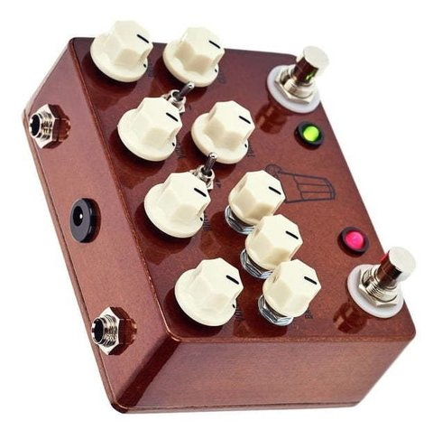Imagen de Pedal JHS Sweet Tea 2 In 1 Overdrive Distortion