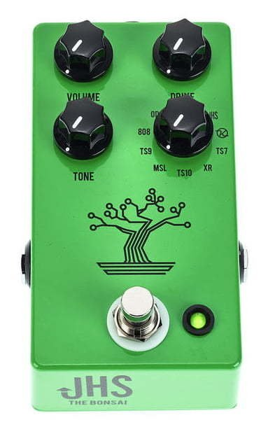 Pedal JHS The Bonsai 9 Way Screamer - comprar online