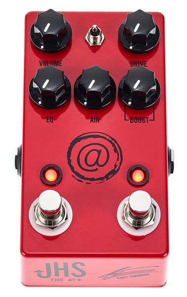 Pedal JHS The AT+ Andy Timmons Drive With Boost - comprar online