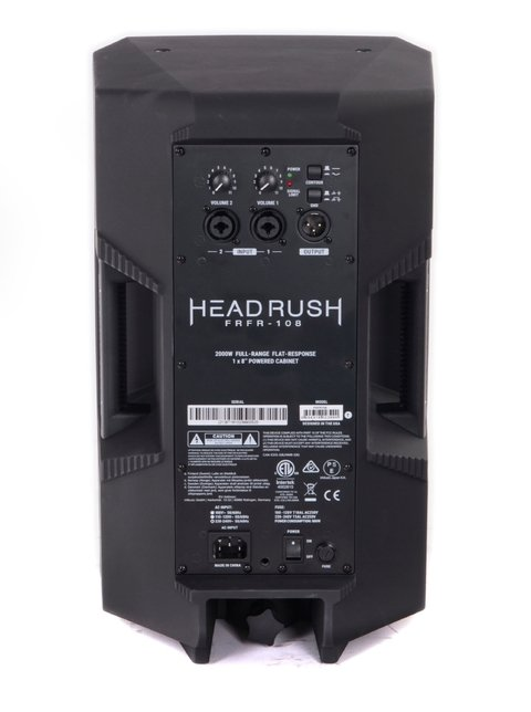 Monitor Potenciado Headrush Frfr 108 1x8'' en internet