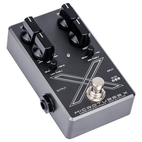 Pedal Darkglass Microtubes X Distortion - comprar online
